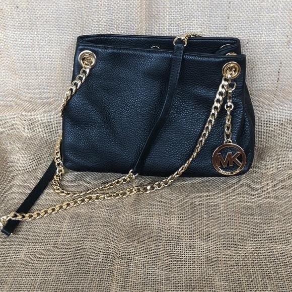 Michael Kors Handbags - Small black Michael Kors purse